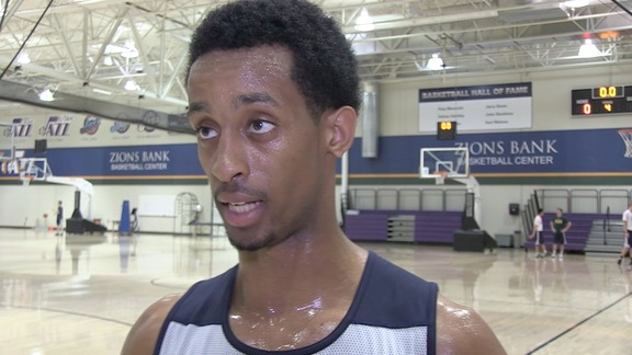 Trey Freeman Pre-Draft Workout 5.5.16