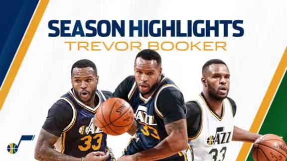 Trevor Booker - Season Highlights