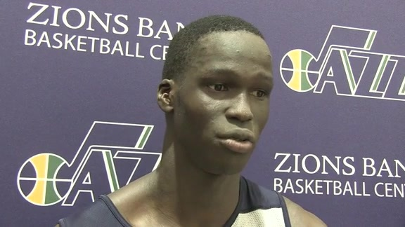 Thon Maker Pre-Draft Workout 5.25.16