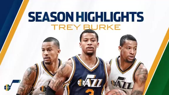 Trey Burke Season Highlights