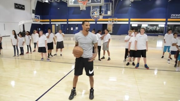 George Hill Basketball Clinics