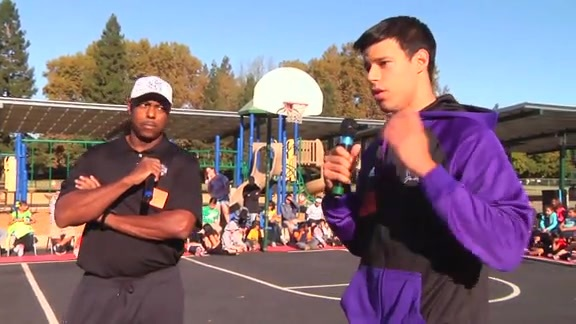 Kings Host Anti-Bullying Rally