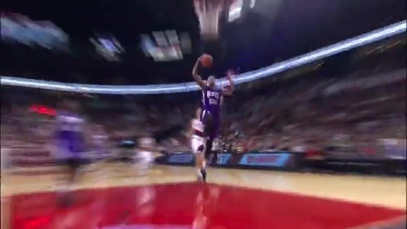 Trill Steal and Dunk
