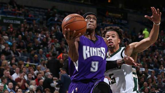 Kings at Bucks Highlights: 11/25/15