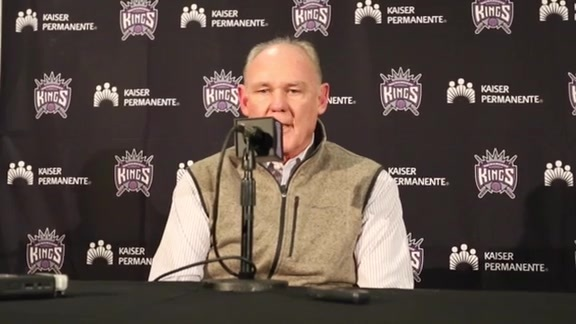 Postgame Reaction: Coach Karl 11/27/15