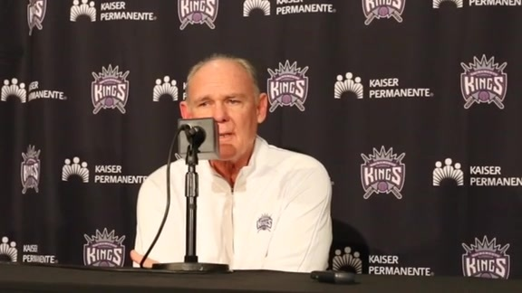 Postgame Reaction: Coach Karl 11/30/15
