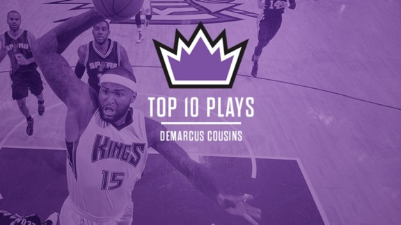 Top 10: DeMarcus Cousins