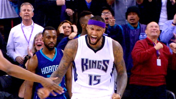 DeMarcus Cousins: 2015-16 NBA All-Star