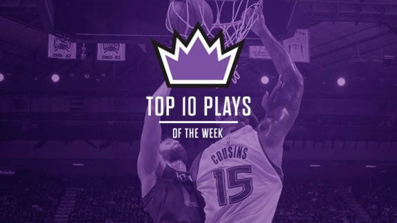 Kings Top 10: Week 13