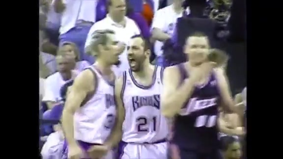 Vlade Divac Highlights