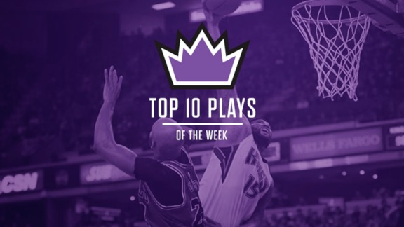 Kings Top 10: Week 14