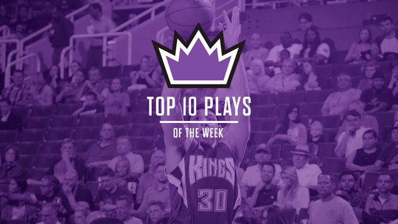 Kings Top 10: Week 22