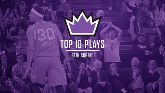 2015-16 Top 10: Seth Curry
