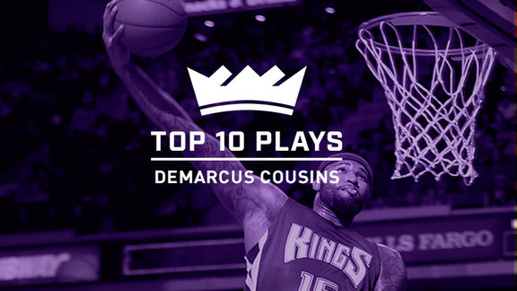 2015-16 Top 10: DeMarcus Cousins
