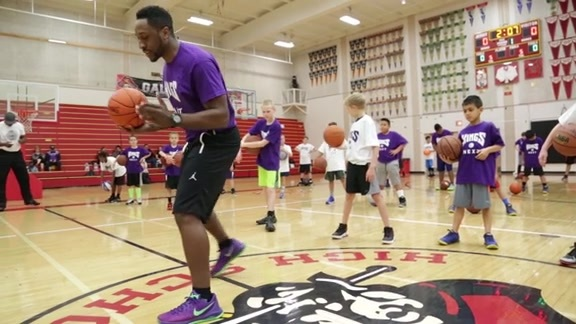 Kings NEXT All-Star Clinic