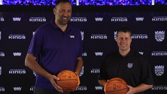Dave Joerger Introductory Press Conference