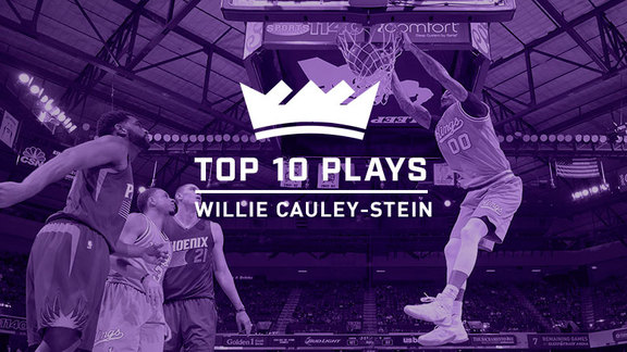 2015-16 Top 10: Willie Cauley-Stein