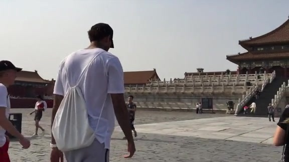 Cauley-Stein Tours Great Wall and Forbidden City