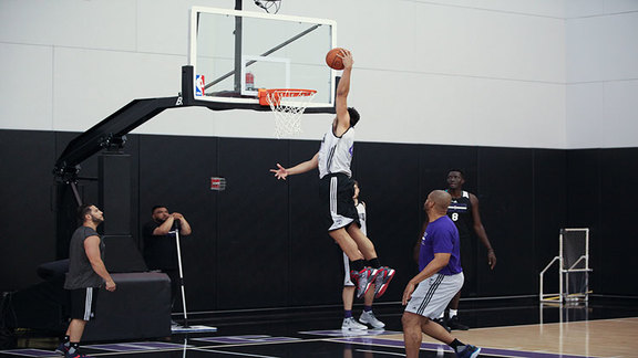 Kings Pre-Draft Workout: 5/24/16