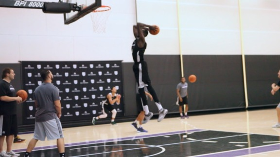Kings Pre-Draft Workout 5/31/16