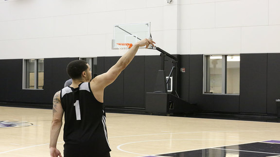 Kings Pre-Draft Workout 6/15/16