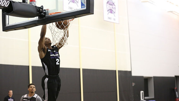 Kings Pre-Draft Workout 6/16/16