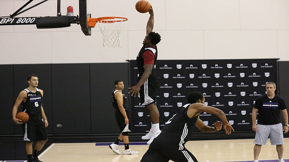 Kings Pre-Draft Workout: 6/17/16