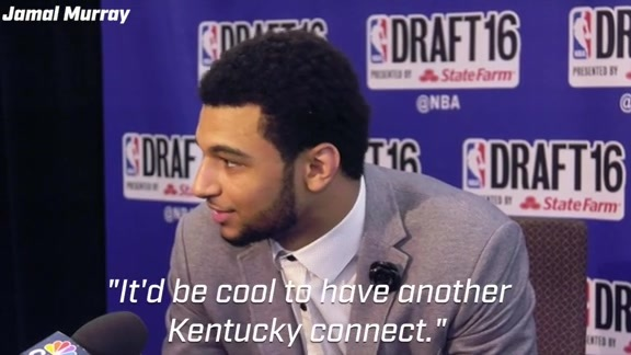 NBA Draft Prospects Talk Kings