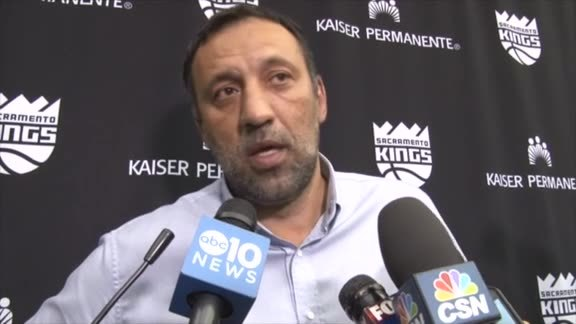 Vlade Divac Post-Draft Comments