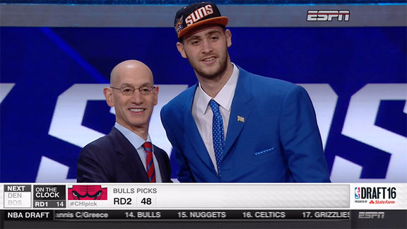 Kings Select Georgios Papagiannis