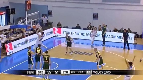 Georgios Papagiannis Highlights