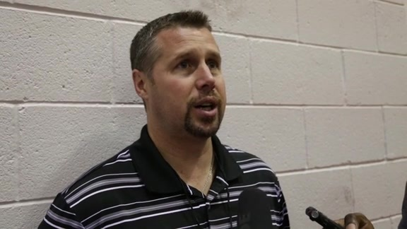 Dave Joerger: Summer League Practice