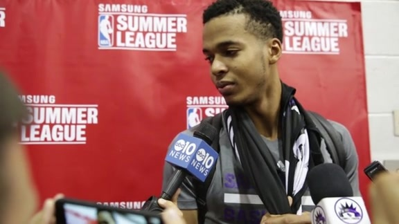Skal Labissiere: Kings vs Pelicans Postgame Reaction
