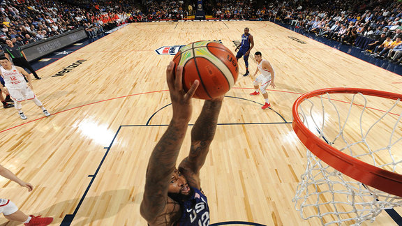 DeMarcus Cousins: USA Exhibition Highlights