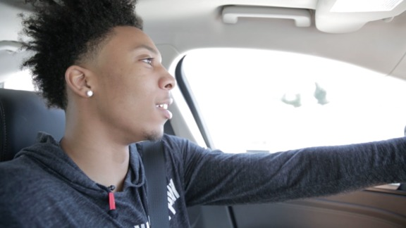 Day in the Life: Malachi Richardson