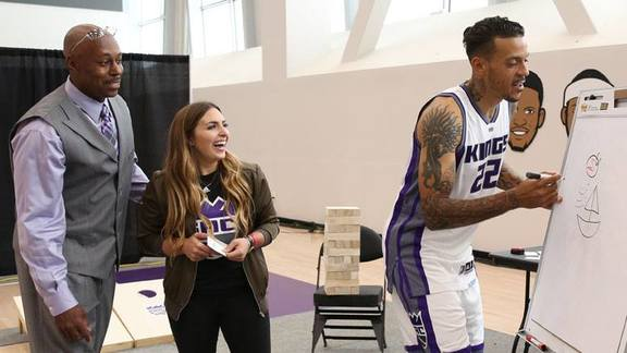 #KingsMediaDay Facebook Live