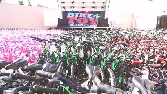 2017 Bike & Toy Giveaway