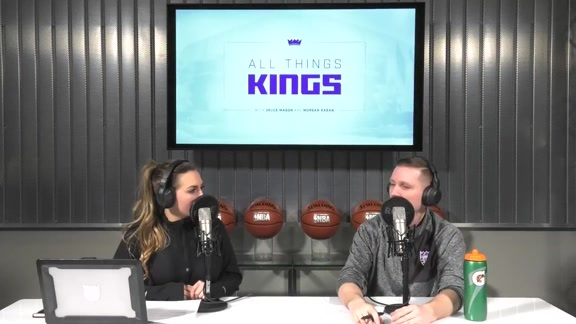 All Things Kings- The Flu, Kings Defense and MVP Candidates
