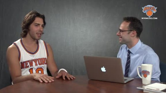 1-on-1 with Sasha Vujacic: Relationships with Jackson and Fisher, Origins of the Machine