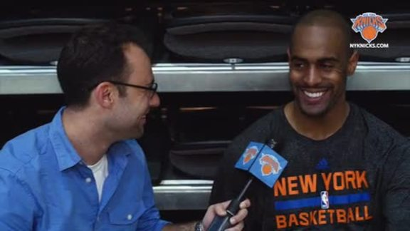 1-on-1 with Arron Afflalo: