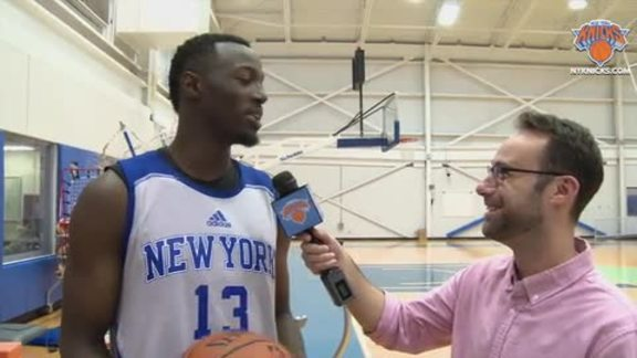 1-on-1 with Jerian Grant: Preparing For First NBA Action