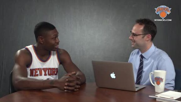Speed Drills with Cleanthony Early: Subway Etiquette, Best Pizza Spot, Must-See Tourist Attractions