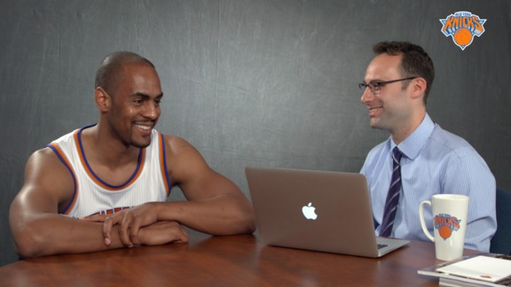 Speed Drills with Arron Afflalo: Miley Cyrus or Taylor Swift Concert, Best Defender In NBA History, and More!
