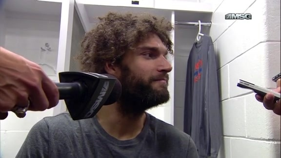 NYK @ MIA Postgame: Inside The Locker Room