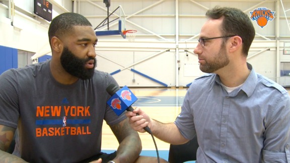1-on-1 with O'Quinn: Role Off The Bench, Avoiding Garnett's Trash Talk, and More