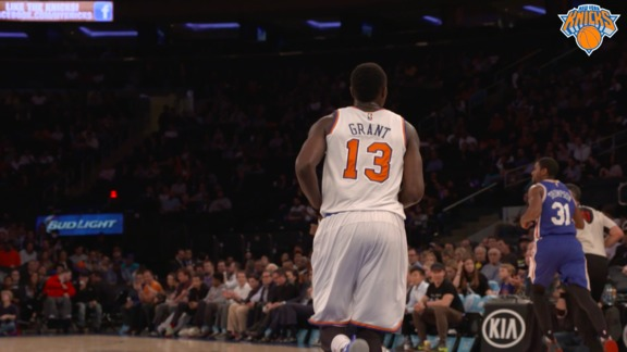 My Number presented by New York Lottery: Jerian Grant