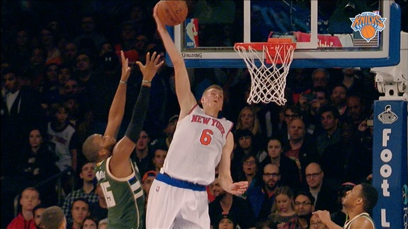 Top 5 Plays of the Week: Porzingis' Reverse Putback, D-Will Dunks In BK, and More!