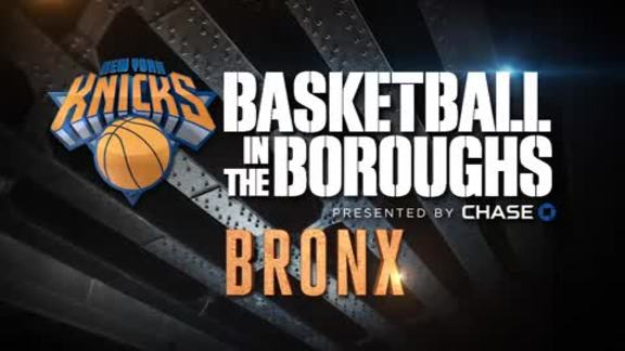 Basketball in the Boroughs presented by Chase: Bronx Night with Langston Galloway