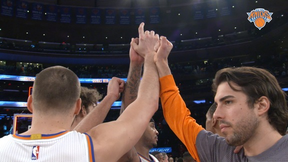 Knicks All-Access Weekly presented by Diply: OT Thrillers At MSG and Melo Passes Bird
