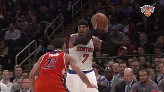 NYK vs WAS Postgame: Courtside View Highlights